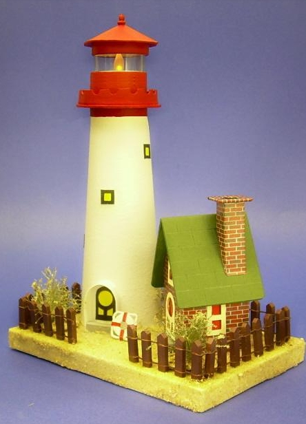 Building The Sandy Shores Light House Howard 39 S How To 39 S