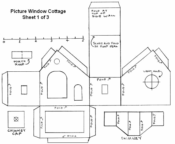 Building a bay window house howard 39 s how to 39 s from for Strategy house template